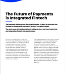 Cover image of the Integrated Fintech Guide